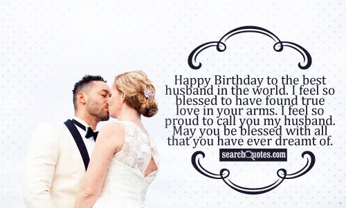 50 Romantic Happy Birthday Wishes For Wife From Husband
